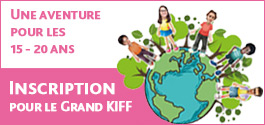 Inscription au Grand KIFF
